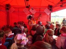 Air Ambulance Tent